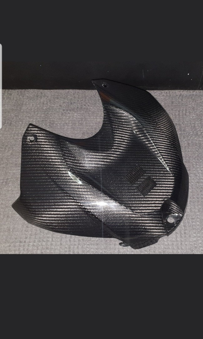Bmw S1000rr 2015 Carbon Tank Top Cover Motorbikes Motorbike