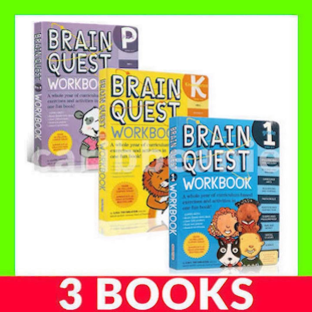 brain quest workbook grade 1 brain quest workbooks