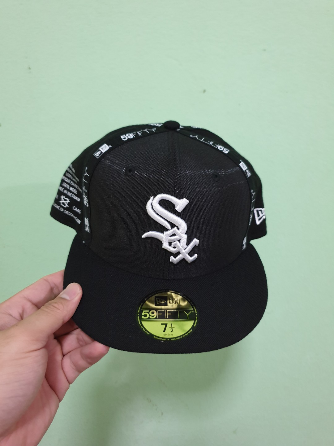 11f2e0adb1a087 Chicago White Sox New Era MLB Inside Out 59FIFTY Cap, Men's Fashion,  Accessories, Caps & Hats on Carousell