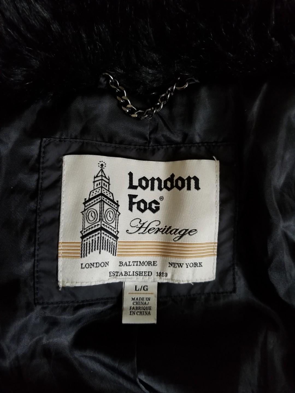 Cozy London Fog Heritage Down Wintercoat*Women's Winter Parka*