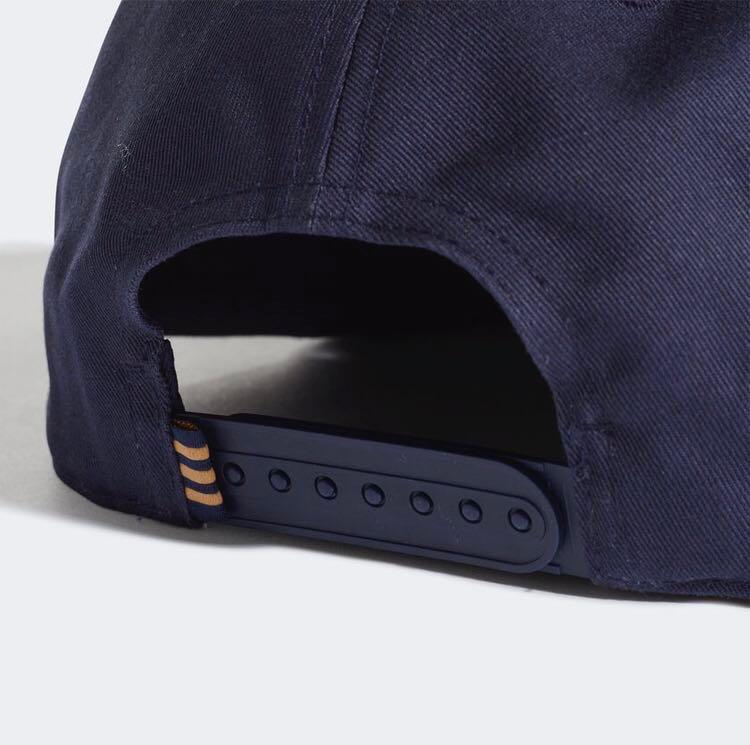 c4fd1d1c ⚡️flash sale⚡️Adidas Originals SnapBack Trefoil Cap in navy/gold, Men's  Fashion, Accessories, Caps & Hats on Carousell