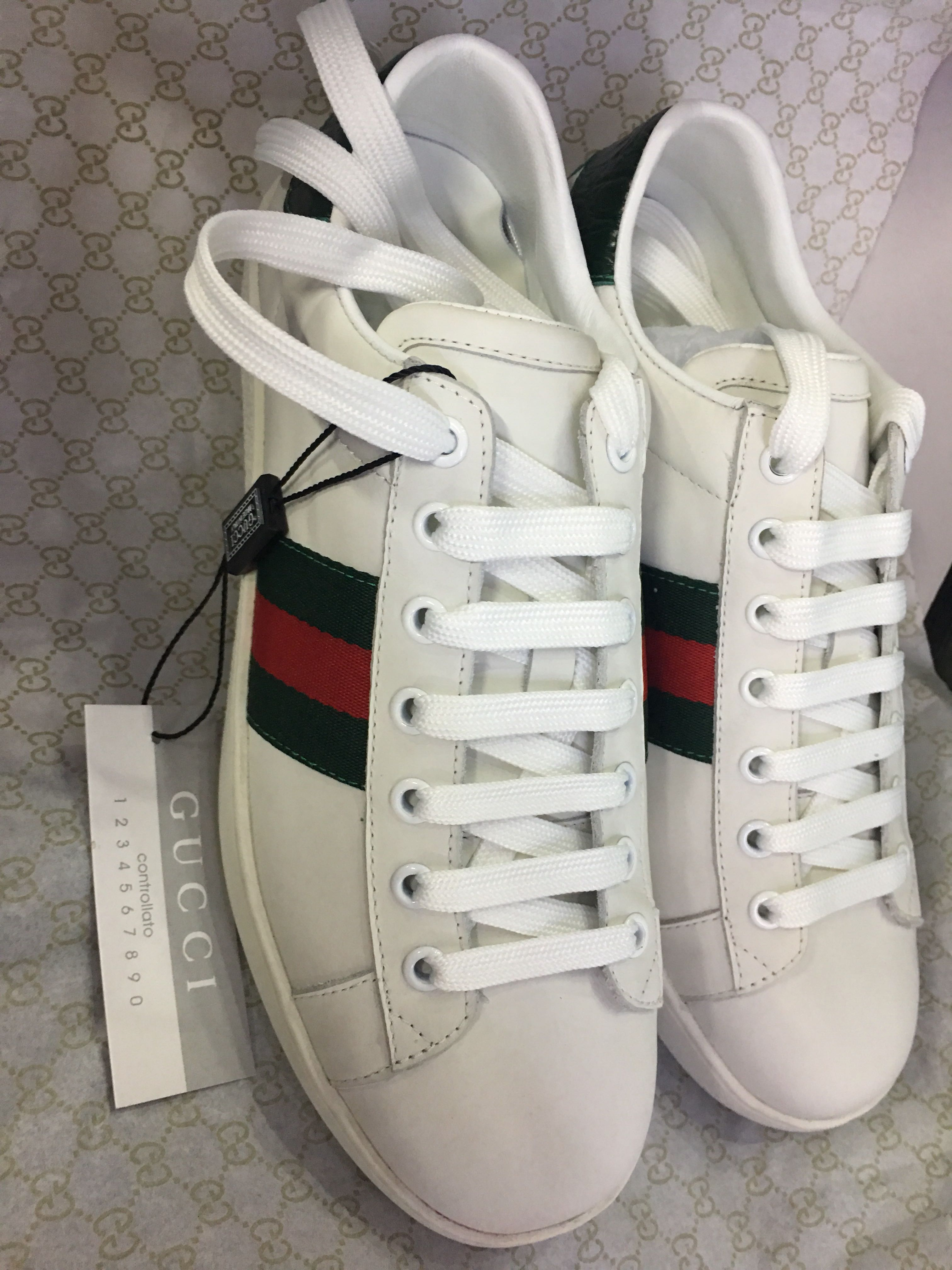 568207f5203 Gucci sneakers shoes size 35-40 Authentic Grade Quality