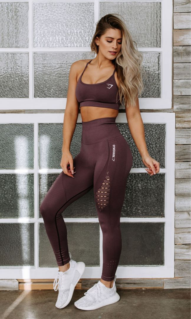 6b90461397957 Gymshark energy seamless highwaist leggings, Sports, Sports Apparel ...
