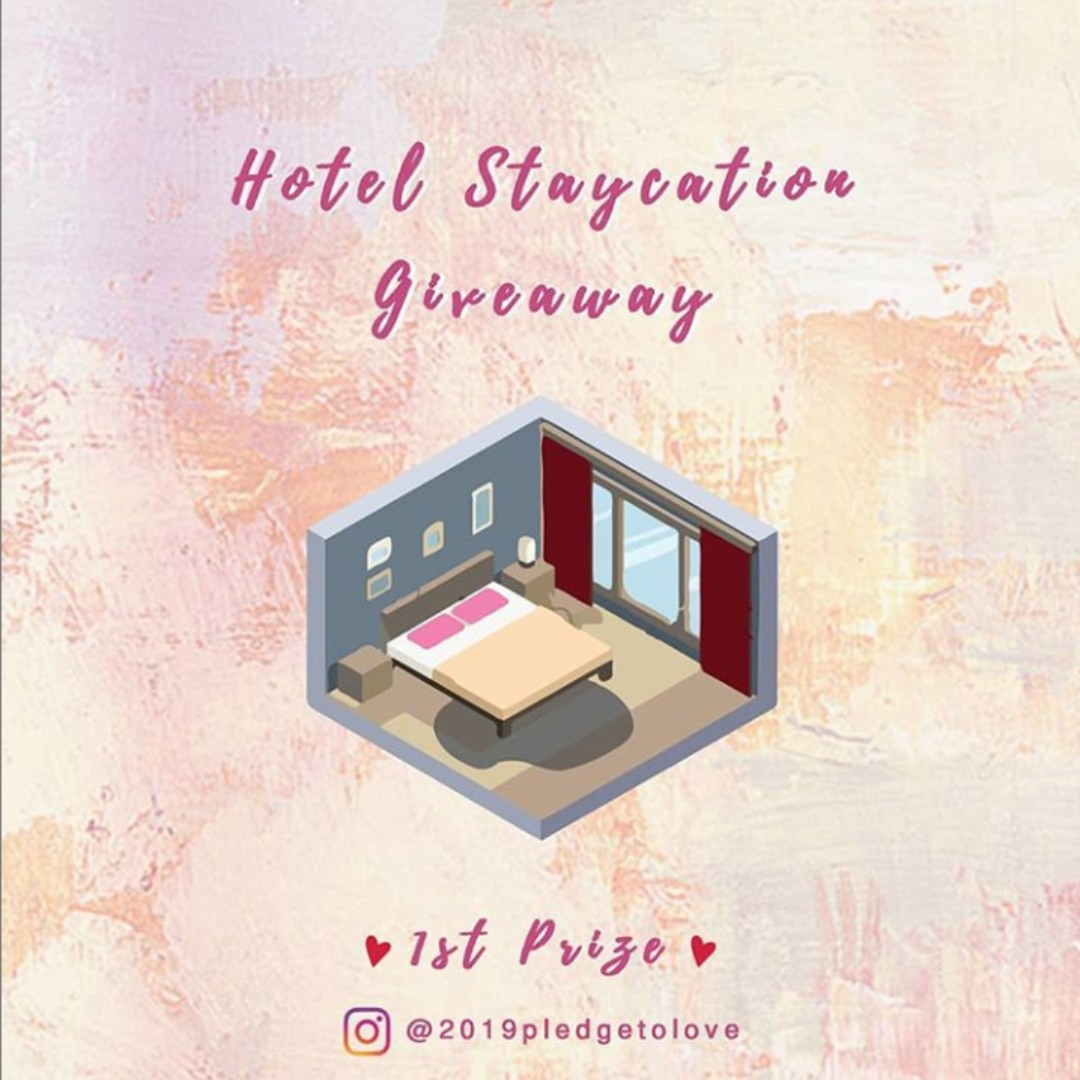 HOTEL STAYCATION INSTAGRAM GIVEAWAY, Everything Else on