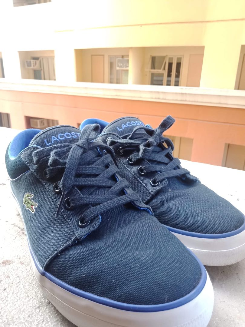 6a8669c5c62 Lacost Vaulstar Sneakers Remix, Men's Fashion, Footwear, Sneakers on  Carousell