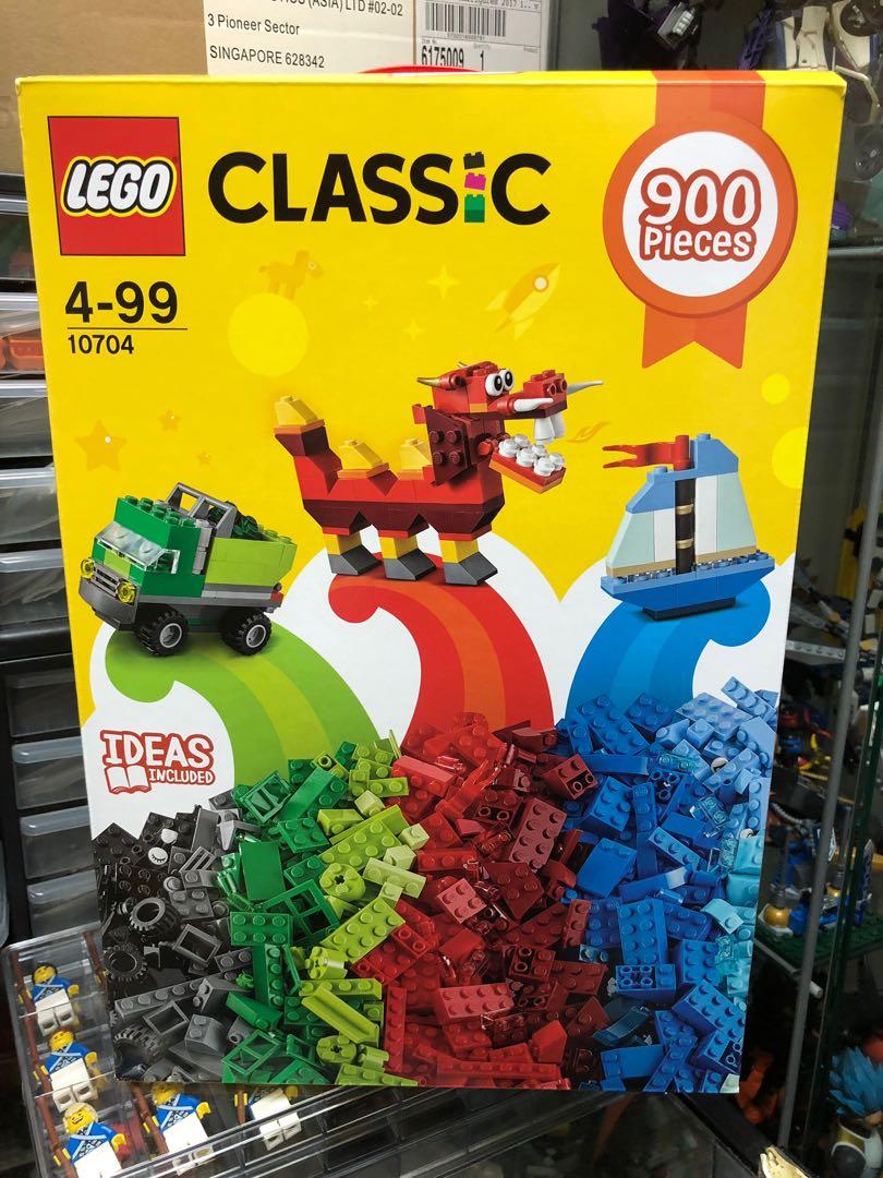 730dfa88b2f Lego Classic Creative Box 10704