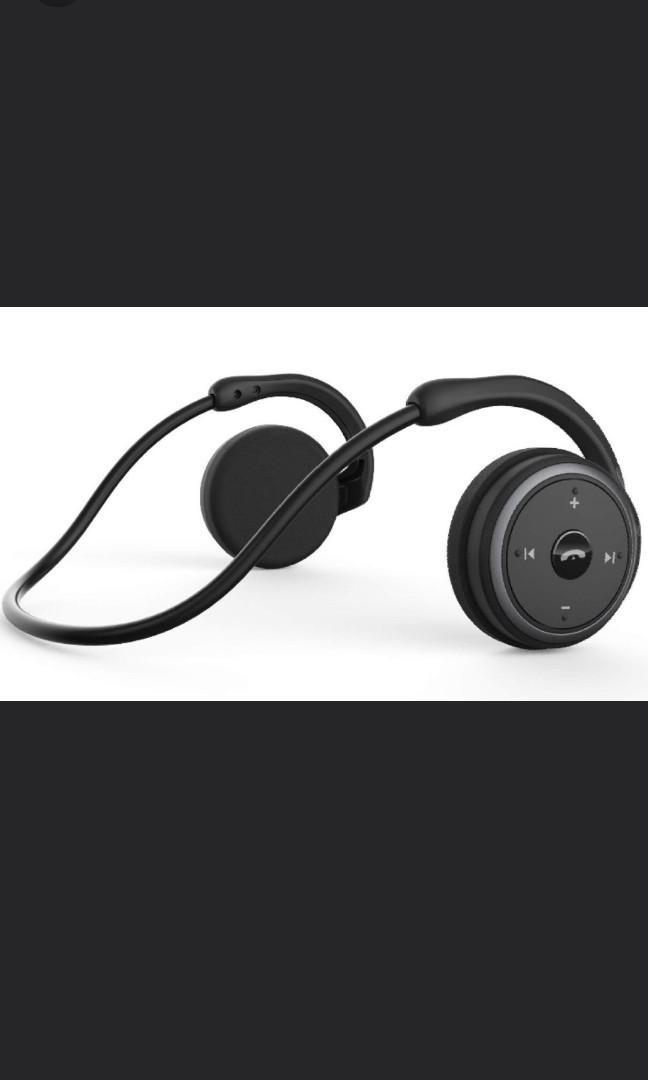 f71ed785248 LinkWitz Marathon2 Sports Bluetooth Headphones - Wireless Earphones  Bluetooth 4.2 [2018 Upgraded] Black, Electronics, Audio on Carousell