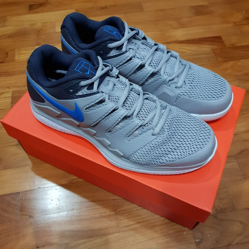 177a0c0fd07a8 Nike Air Zoom Vapor X HC Tennis Shoes