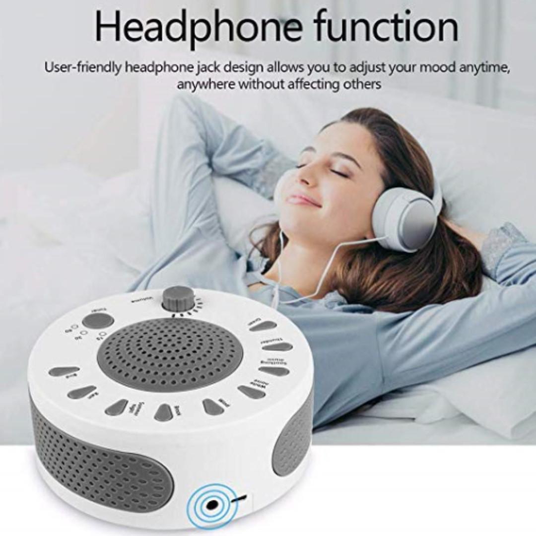 P14 Updated Version White Noise Machine Baby Sound
