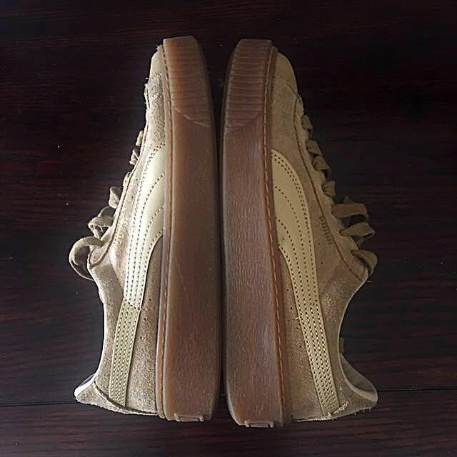 PUMA - Suede Creepers (Size 7.5)