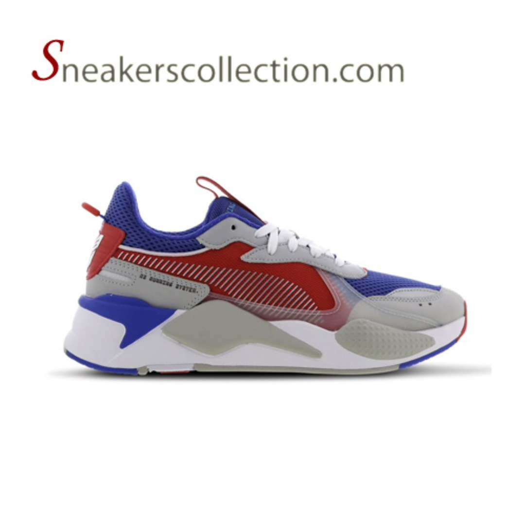 ce36ea6cb3b8 Puma Rs-x X Transformer Optimus Prime Shoes