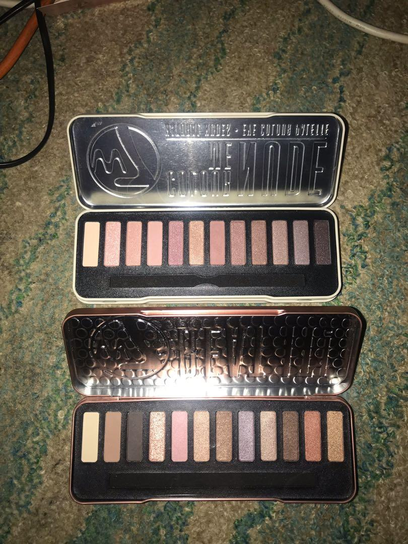 Selling palettes