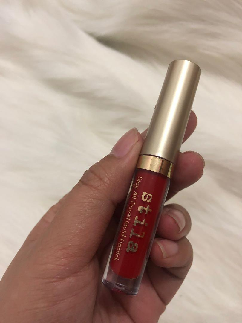 Stila Travel Size Red Lipstick