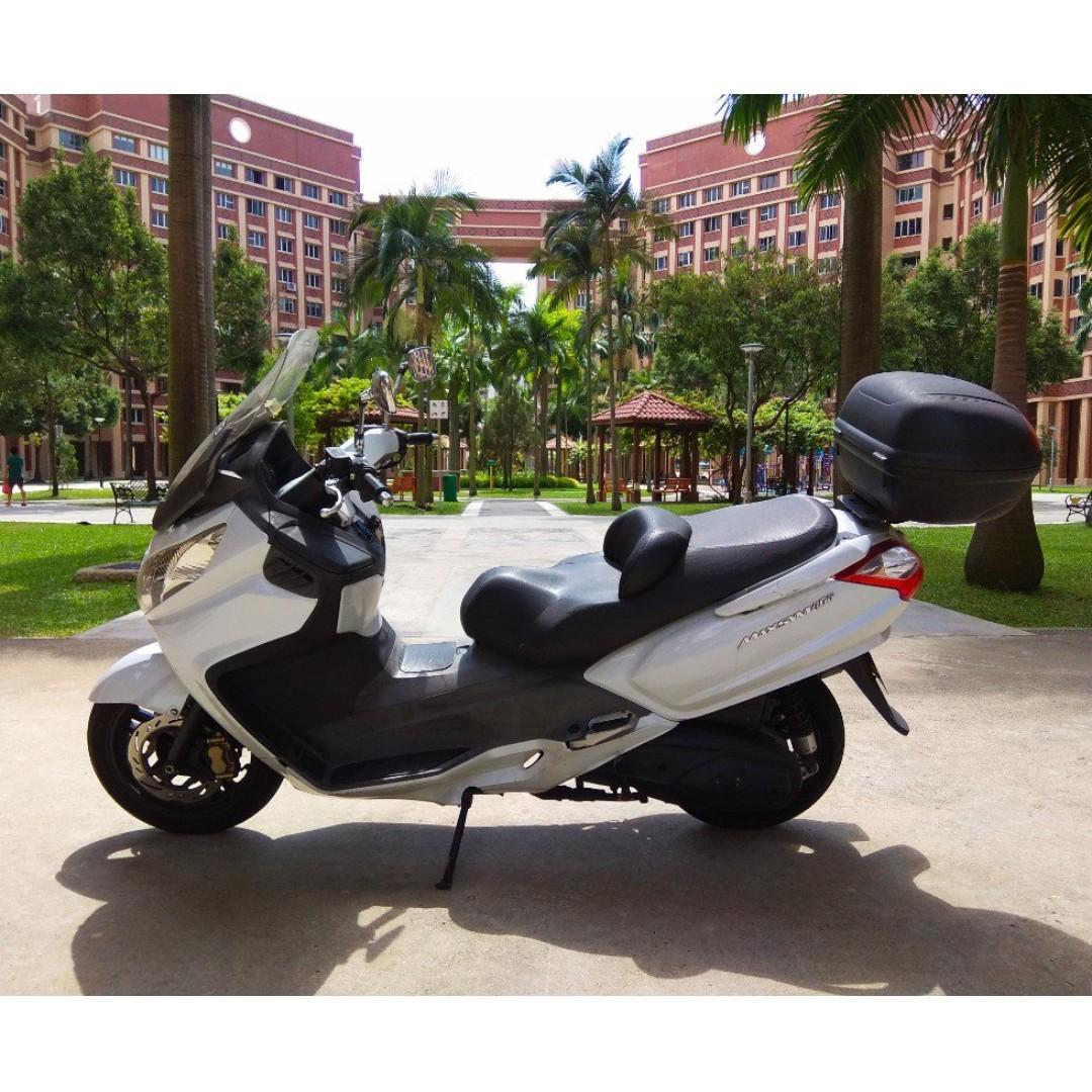 Sym Maxsym 400i, Motorbikes, Motorbikes for Sale, Class 2A