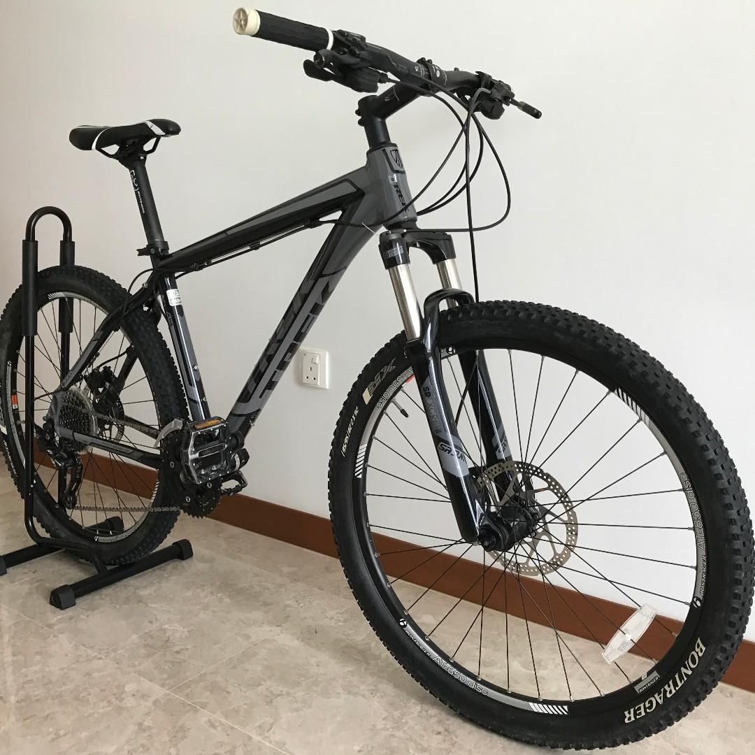 52d32842983 Trek 6000 (USA Model) Hardtail Mountain Bike, Bicycles & PMDs, Bicycles,  Mountain Bikes on Carousell