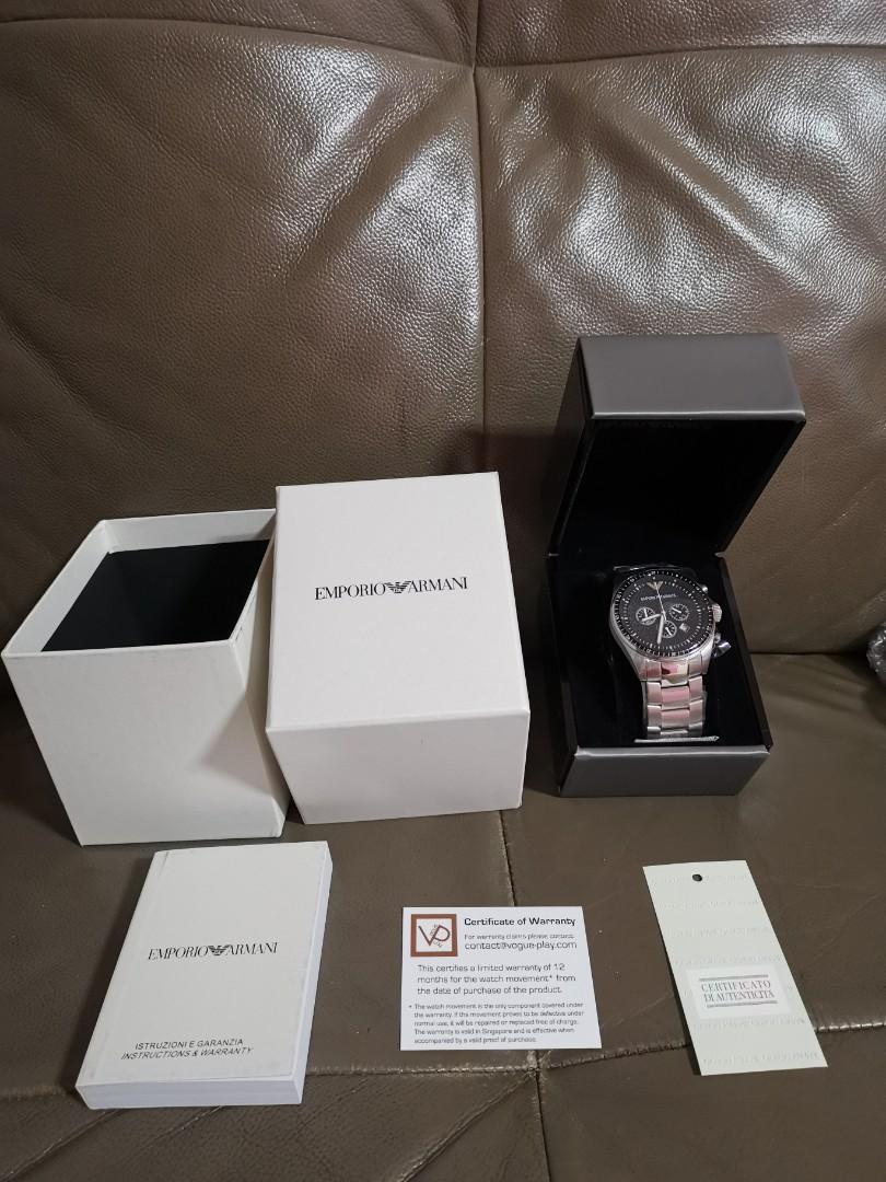 2848db34cb1 Valentines Day Special  Seiko Watch   Fossil Watch   Emporio Armani ...