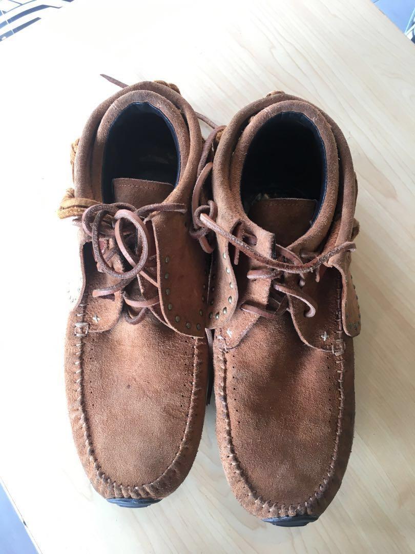 half off 70a0a 38c09 Visvim FBT kiowa JP, Men s Fashion, Men s Footwear, Boots on Carousell
