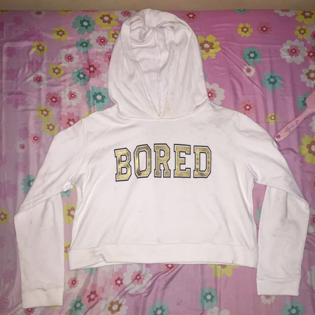 White Hoodie Sixty One d93fb46824
