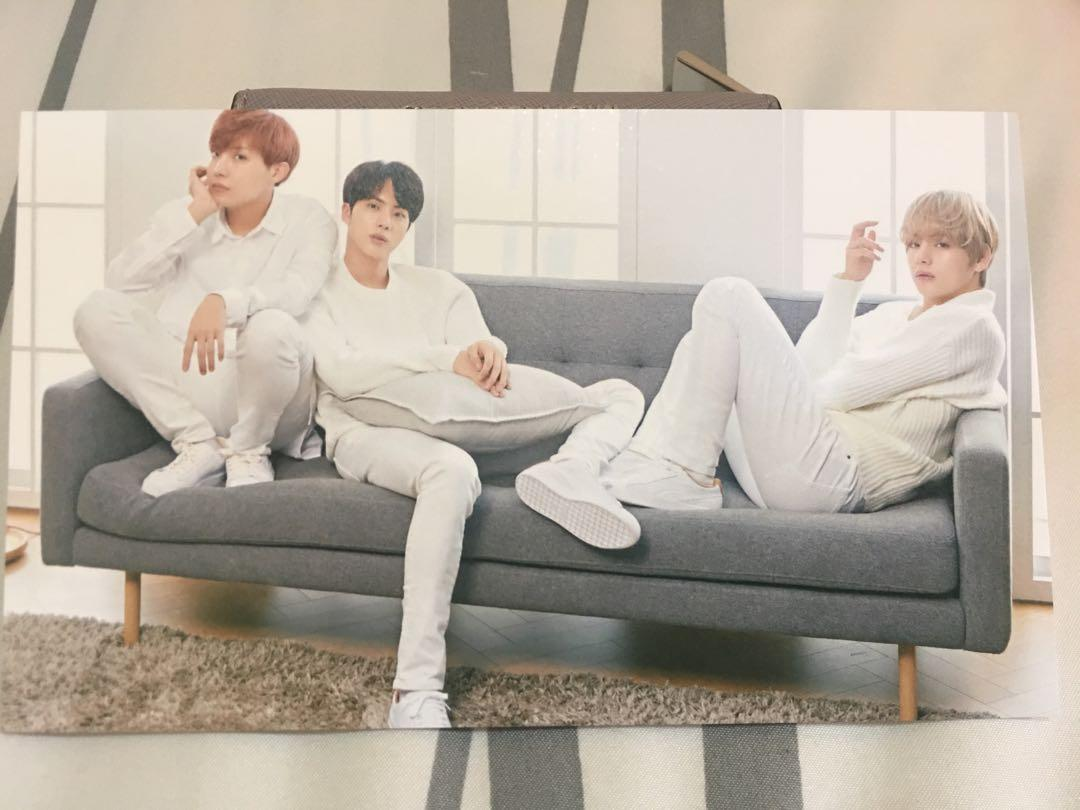 [WTT/WTS] BTS x Mediheal Photocard