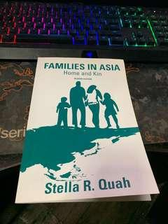 Families in Asia : home and kin