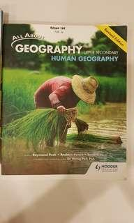 All About Geography Upper Sec Human Geography