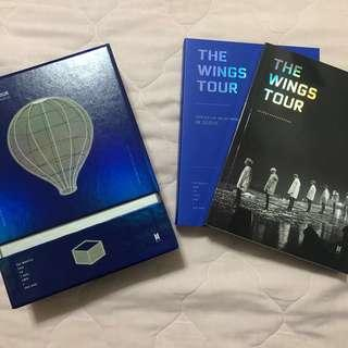 BTS The Wings Tour 2017 BTS Live Trilogy Episode III In Seoul DVD