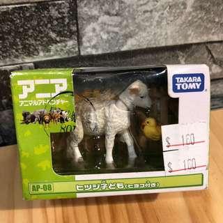 🚚 Takara Tomy多美動物綿羊