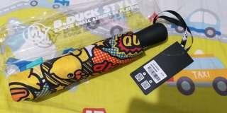 全新 B.Duck雨傘 自動開 卡通雨傘 umbrella