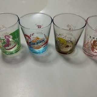 Beautiful One Piece Themed Cups [Complete]