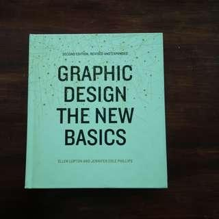 [Pre-loved] Graphic Design The New Basic