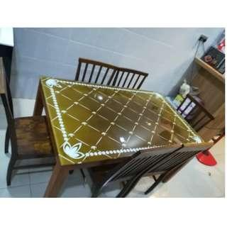 Dining Table ( 6 seater)