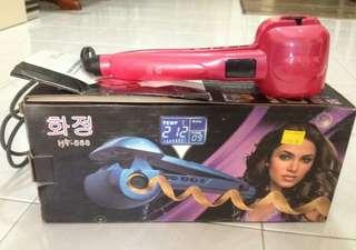 Hair Styler Automatic Led