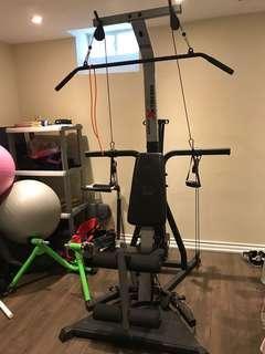 Xtreme Bowflex Machine