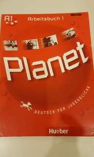 Arbeitsbuch 1 Planet Deutsch fur Jugendliche