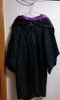 香港理工大學商學院畢業袍 PolyU Faculty of Business Graduation Gown & Cap