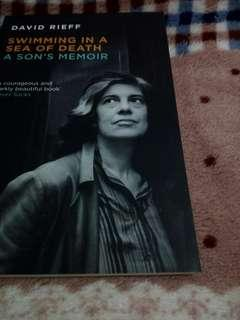 Swimming in a Sea of Death (A Memoir for Susan Sontag)