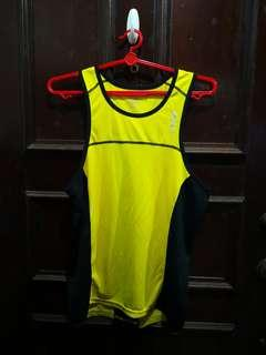 2XU Yellow male running vest - XS