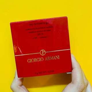Giorgio Armani cushion SPF23 refill