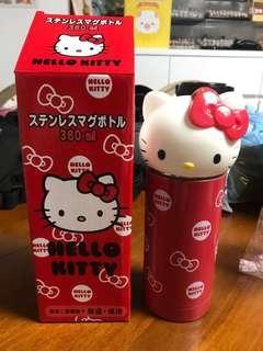 Hello Kitty 保溫水壺