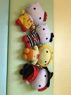 麥當奴 Hello Kitty