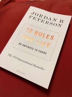 🚚 12 rules for life