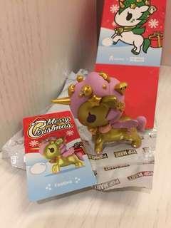 Tokidoki Unicorno Christmas 2018 - Festiva 不議價