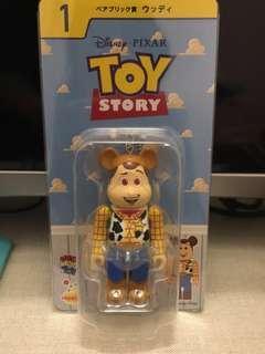 Toy Story Woody Bearbrick