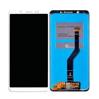 Vivo V7 Plus LCD Display + Touch Screen Digitizer Assembly (White)