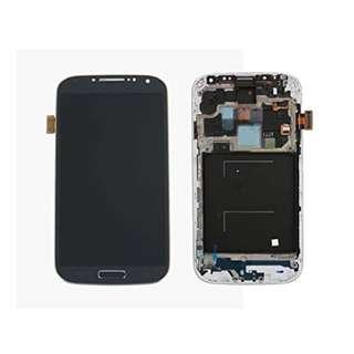 LCD Display Screen & Touch Digitizer For Samsung Galaxy S4 I9500 I9505 I545
