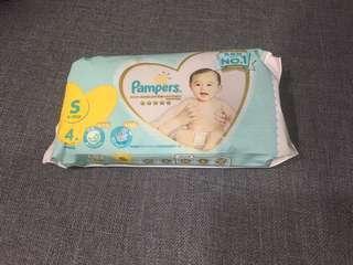 🚚 🆕 幫寶適一級幫日本境內版-尿布試用包 S (4片/包)