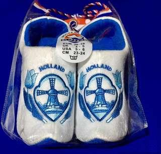 Wooden Shoes Slippers