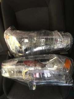 Original Lancer GT / Lancer evolution 10 Head Lamp