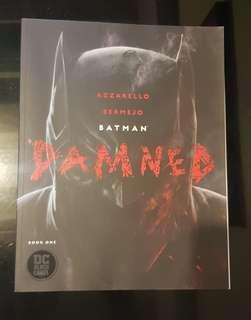 Batman Damned 1 plus free comics