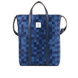 🚚 Porter BUZZ斜肩包(深藍色)11572-00179